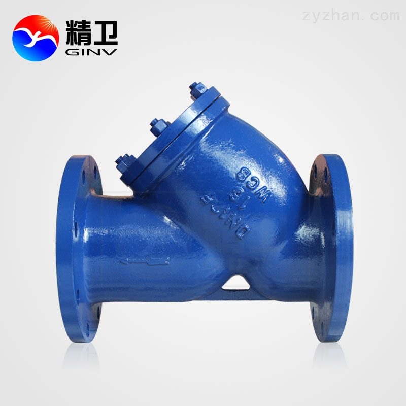 GL41H-16C-Y型過濾器鑄鋼法蘭式   GL41H-16C