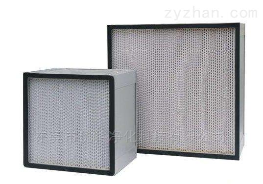 耐高湿高效空气过滤器原理