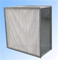 耐高温高效空气过滤器原理