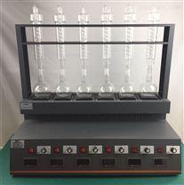 多功能一體化蒸餾儀CYZL-6C自動定時