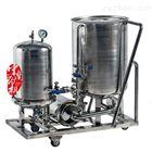 供应GL-0.4型移动式口服液过滤机
