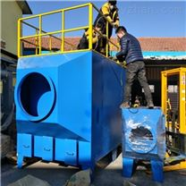 河北保定活性炭处理装置专业除臭设备