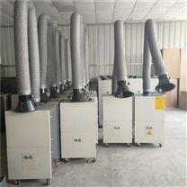 青島城陽焊接煙塵過濾器焊接車間除塵設備