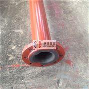 衬胶管道使用方法/维修方便/耐磨性能