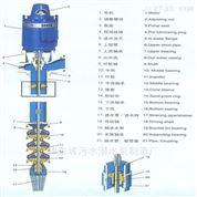 天津长轴深井潜水泵现货