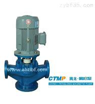 氟塑料立式管道泵GDF