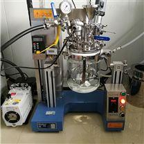实验室恒温密闭超声波搅拌反应器