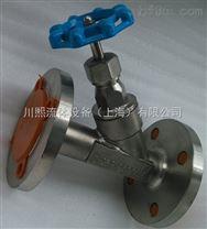 手動流量調節角座閥 法蘭/焊接/螺紋/快裝