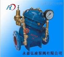 YX741X可調式減壓穩壓閥,可調式減壓閥,減壓穩壓閥