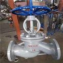 国标 J41H-16C DN32 蒸汽矿用 手动截止阀