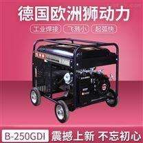 250A汽油发电电焊机我要买