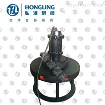 供应QXB1.5-40潜水泵,潜水曝气机,自吸式曝气机,潜水离心式曝气机概述