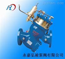 供應YQ98001水力控制閥,活塞式減壓閥,減壓閥價格,過濾活塞式可調式減壓閥廠家