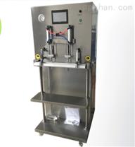 包河双气嘴固体液体立式真空包装机