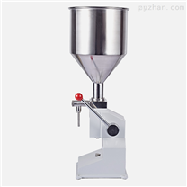 奶茶伴侣灌装机--手压膏液两用灌装