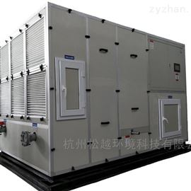SYTW-60人防工程全新风调温除湿机电力新风管道机