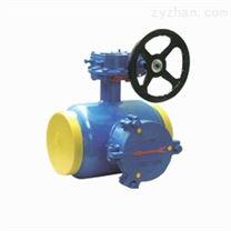 富林克泵阀 暖通系统过滤式全焊接球阀