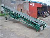 矿厂矿石运送装车皮带机 移动式伸缩输送机