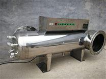 960W 大流量不锈钢消毒器过流式 厂家直销