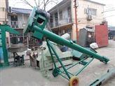 搅拌站专用绞龙输送机 加工生产无轴钢管给料机