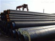 钢套钢直埋式保温管施工,聚氨酯发泡管厂家