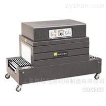 申越BS-400型全自动酒瓶热收缩膜包装机