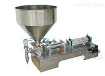 GFA-W-1G自动小型卧式气动酱状颗粒灌装机