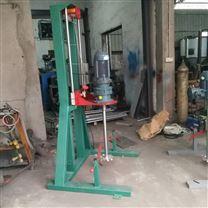 敦化304分散机升降功能不锈钢耐酸碱材质