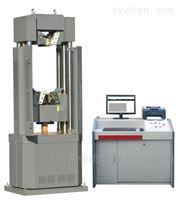 六柱式電液伺服控制萬能試驗機