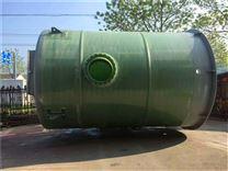 玻璃鋼一體化泵站項目案例