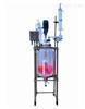 GSFT-10L双层玻璃反应釜