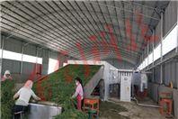 大型牧草烘干機產量