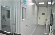 臨沂非洲豬瘟疫苗檢驗檢測室的裝修