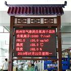 OSEN-FY广东省景点负氧离子观测站不拼价格拼服务