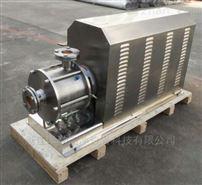 管线式单级乳化泵