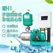工業水循環系統變頻增壓供水泵