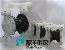 QBY-15化工廠專用耐腐蝕氣動隔膜泵