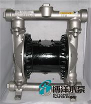 QBY-80化工,污水厂专用气动隔膜泵