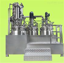 高效制膏机膏药生产设备
