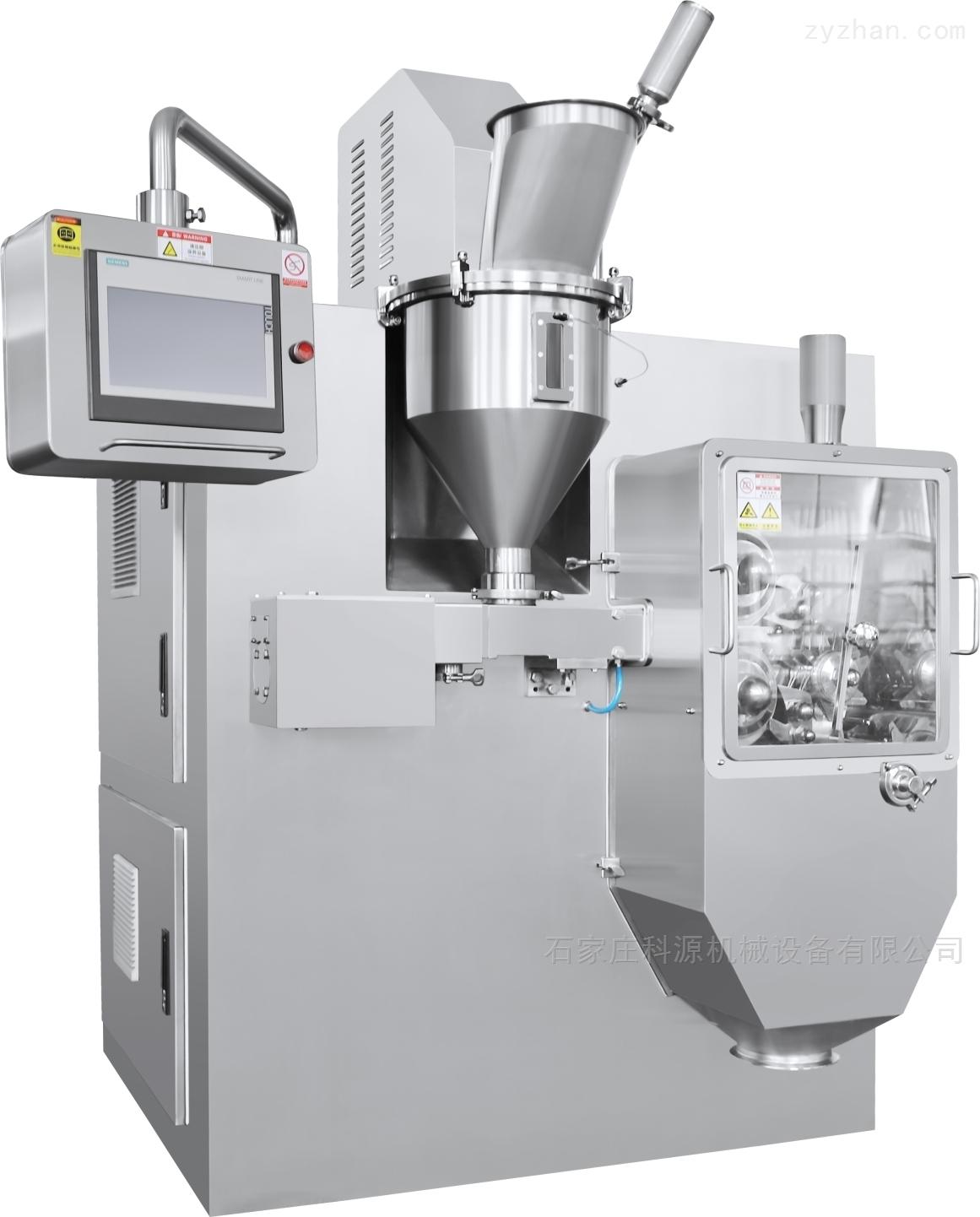 GZL200-75L型干法制粒机
