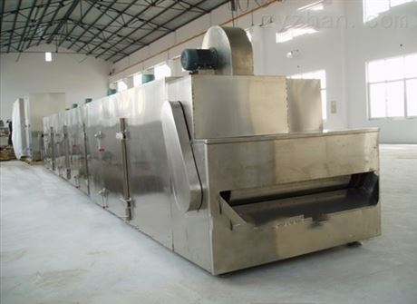 多層連續網帶式干燥機特點