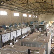 多层连续网带式干燥箱