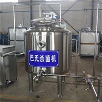 牛奶保鲜直冷罐 巴氏奶流水线设备