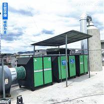 喷漆房光氧催化设备废气的光解氧化机理