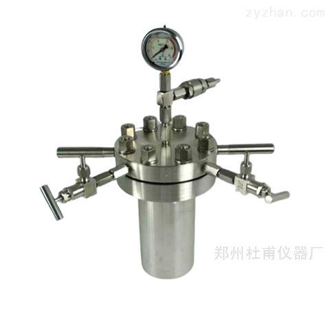 不銹鋼高壓反應釜 微型