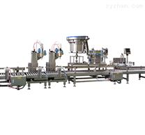 油墨液体分装机,液体计量灌装机设备