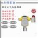 南京市甲烷 报警器可联动电磁阀