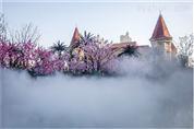 霧景系統之園林噴霧造景設備