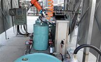 供應粘稠物料自動計量灌裝機設備