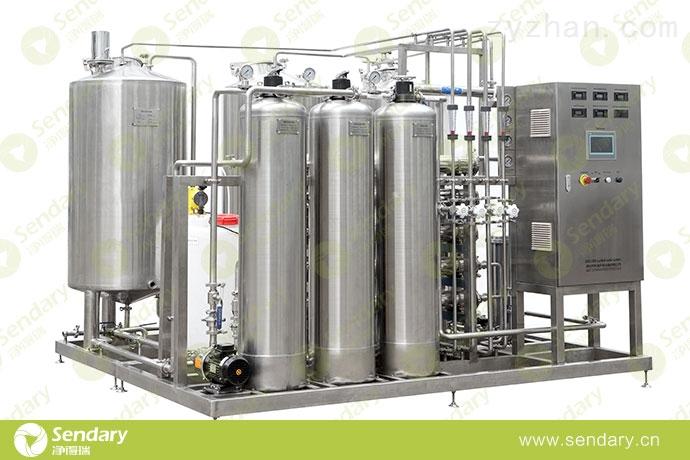 惠州制藥純化水設備廠家